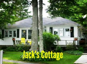 Jack Lake Apsley Cottage Rentals