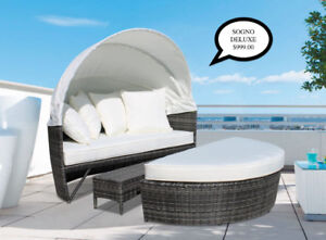 Premium Top Quality Lounge Chairs and Daybeds