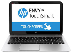 HP Envy 15 Touchsmart Intel i7 3.4GHz 16GB RAM 256GB SSD HDMI