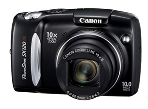 Canon PowerShot sx120is COMME NEUF