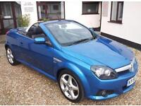 Vaux Tigra 1.4i Sport Convertible . Low miles, Full service history. Px to clear