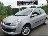 2008 RENAULT CLIO 1.2 RIP CURL 3DR - 2 OWNERS - 5 SERVICE STAMPS - LOW MILES