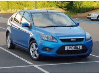 *Low Mileage* NEW Ford Focus Zetec 1.8L Full MOT, 2 Keys, HPi Clear not ASTRA Toyota corolla auris