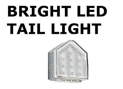 1 x LED ARROW 4 Function Rear Lamp trailer board & trailer light LEFT or RIGHT Arrow Board Trailer