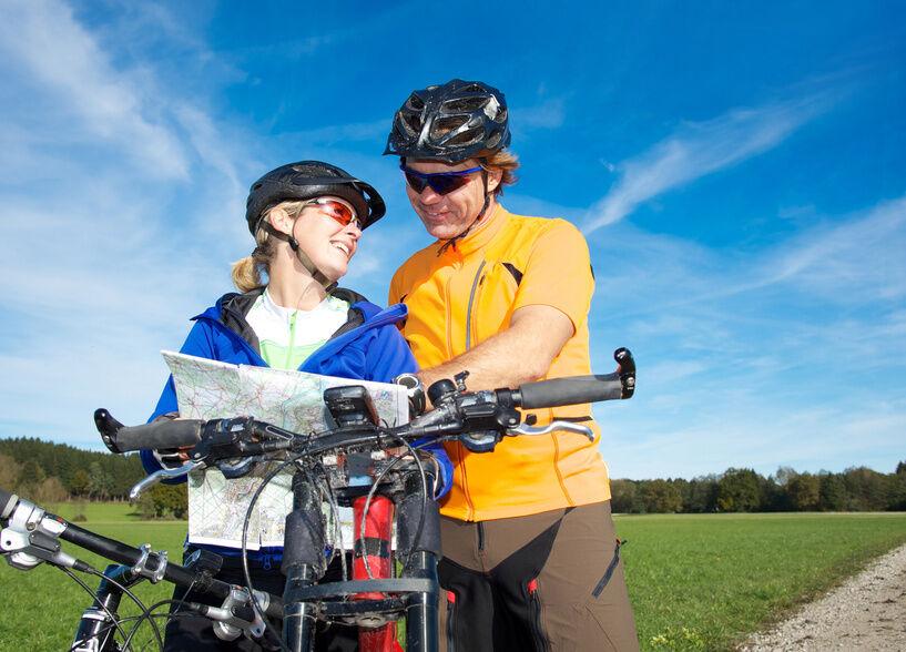Navigation für Radfahrer: das Mio Cyclo Europa 300