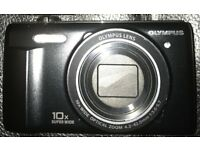 Olympus 16mb digital rechargeable Camera
