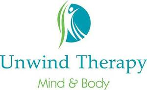 Unwind Therapy Mind & Body Daw Park Mitcham Area Preview