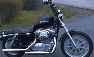 2006 Harley Davidson sportster 883