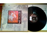 The Cult – Dreamtime, VG, released on Beggars Banquet in 1984, 80s Hard Rock Goth Post Punk