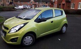 Chevrolet Spark LS, - Economical, Cheap to Insure & Tax. 12 MONTHS MOT. Metalic Green