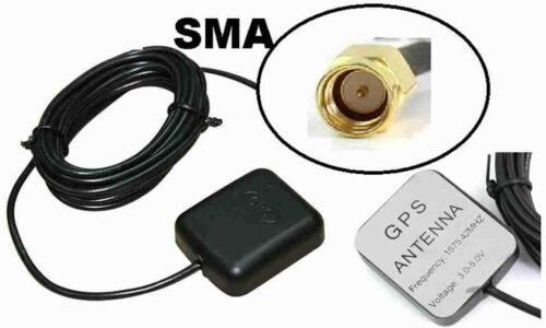 10x+SMA+Male+3M+GPS+glonass+Aerial+Antenna+Cable+1575.42MHz+universa+28dB+LNA