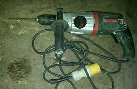 Metabo hamer drill and hamer only if you need it! In used condition! Can deliver or post!