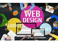 WEB DESIGN - FREE HOSTING - FREE DOMAIN - ALL FROM £199.00