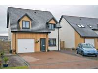 Stunning 3 bedroom detached house (Springfield Homes built type: Nairn) in Nairn Lochloy Area.