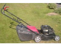Mountfield 464TR Rotary Petrol Lawnmower