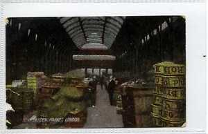 (Go407-176) Covent Garden Market, LONDON c1910 Unused F-G