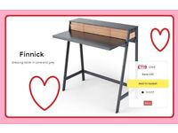 Finnick Dressing Table cost £119 unwanted gift ***JUST £50 ****