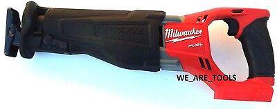 New Milwaukee FUEL 2720-20 18V Brushless Reciprocating Saw Sawzall M18 18 Volt