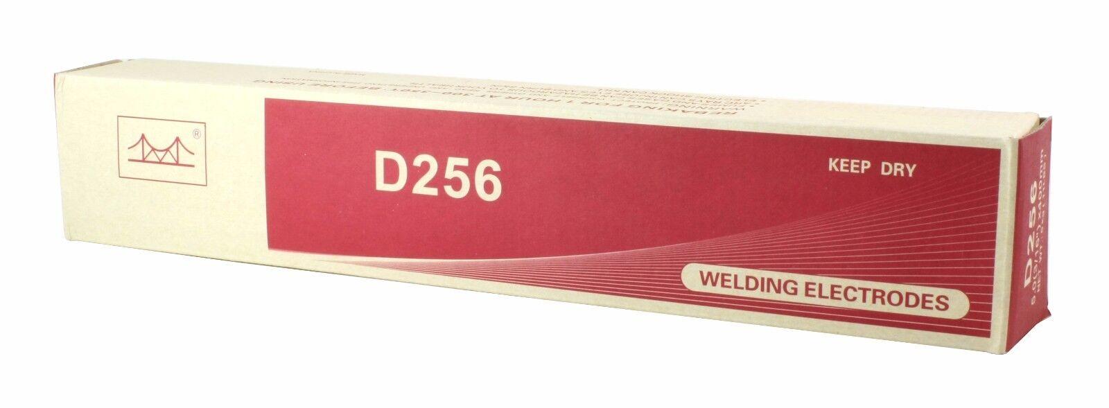 """11 LBS AWS 5.13-14/"""" x 1//8/"""" EFeMn-A Hardfacing Electrode D256"""