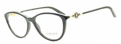 3b26ca95af9 VERSACE MOD 3175 GB1 54mm Eyewear FRAMES Glasses RX Optical Eyeglasses New  Italy