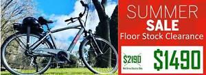 Ebike Mid Drive Electric Bike Summer Sale