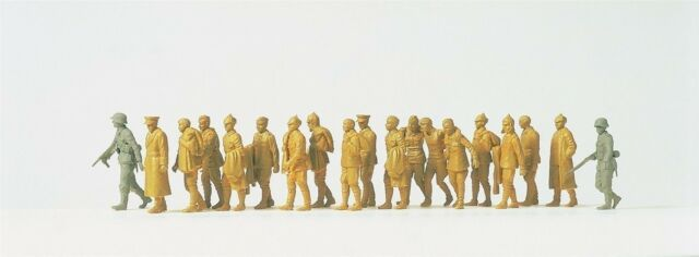 Preiser 16577 1:87 military; russische Kriegsgefangene