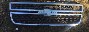 2003-2007 Chevy HD grille