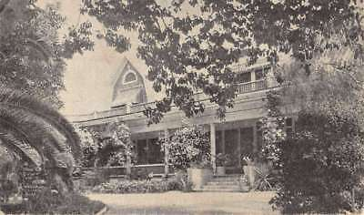 La Mesa California Rose Hedge Manor Street View Antique Postcard K87214 for sale  Shipping to Canada