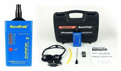Accutrak Vpe Standard Kit Ultrasonic Leak Detector