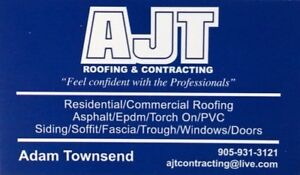 Roofers and General Labourers Needed!!