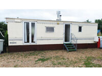 Static Caravan To Rent   Furnished   Washing Machine and Dryer Utilities Available   £100 a week