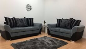 VERMONT 3 + 2 SEATER SOFA SET - BIG SUMMER SALE - NATIONWIDE DELIVERY !