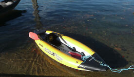 Sevylor SK100DS inflatable kayak/canoe