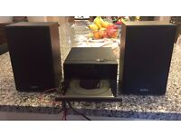 Sony Speakers with CD/radio
