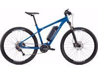 Ridgeback X3 Electric Bike - Nearly New.