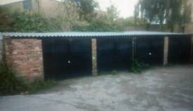 Secure mini workshop / garage in Sydenham Hill with electrics