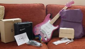 Candy Rox 3/4 Electric Guitar