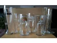 Pub Pint glasses