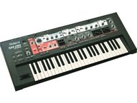 Roland Synthesizer sh-201 Pre loved, Great Condition