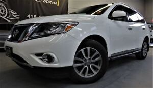 2014 Nissan Pathfinder SL REVERSE CAMERA LEATHER
