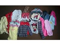 Girls clothes age 1-2 years