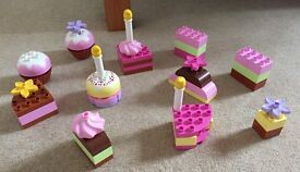 Duplo Cup Cake set