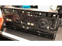 Denon DN-D6000 Dual CD player (spares and repairs)