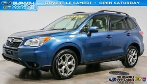 2015 Subaru Forester Limited NAVI/CUIR/TOITPANO