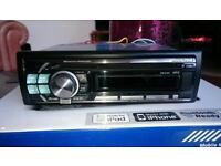 Alpine car CD Player CDE-111R. Excellent condition.
