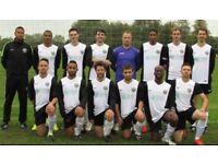 FOOTBALL TEAMS LOOKING FOR PLAYERS, 2 STRIKERS NEEDED FOR SOUTH LONDON FOOTBALL TEAM: Ffh8wh