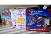Collection of children's games