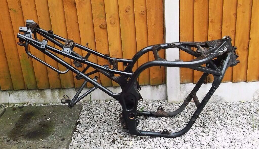 Suzuki Bandit Rust