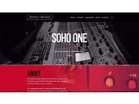 MUSIC STUDIO IN OXFORD STREET SOHO