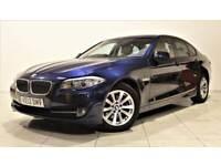 BMW 5 SERIES 2.0 520D SE 4d AUTO 181 BHP (blue) 2012